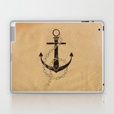 Anchor Print Laptop & iPad Skin
