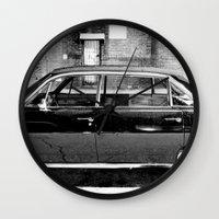 1964 Buick LeSabre Wall Clock