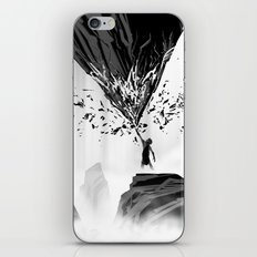 Parker's Quest iPhone & iPod Skin