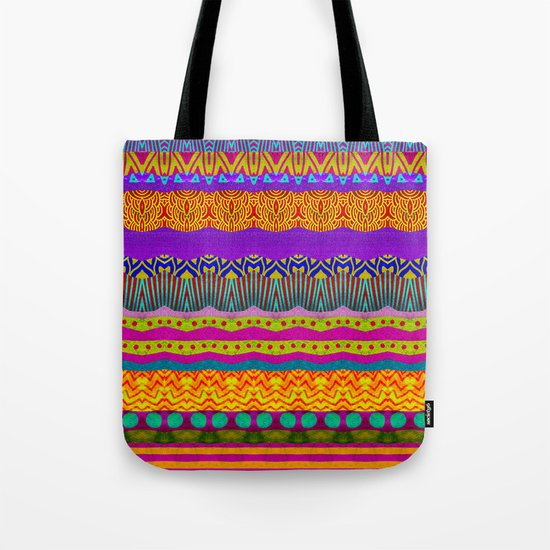 Earth Layers Tote Bag