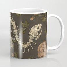 Snake Skeleton Mug