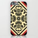 Victorian Goth Print iPhone & iPod Case