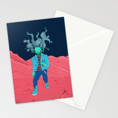 SpaceZomb Stationery Cards