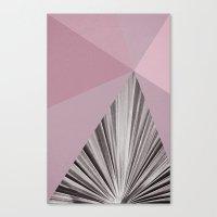 Geometric Nature ~ No 1 Canvas Print