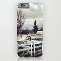 Yellow Barn Slim Case iPhone 6s