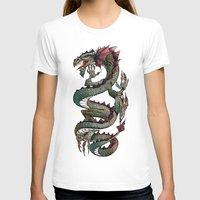 dragon T-shirts featuring dragon by Erdogan Ulker