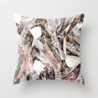 Arnsdorf SS11 Crystal Pa… Throw Pillow