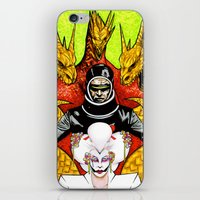 The Final Golden Dawn of X iPhone & iPod Skin