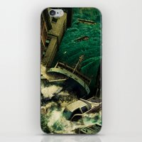 No God's Gonna Save You … iPhone & iPod Skin