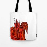 Afro Bono Tote Bag