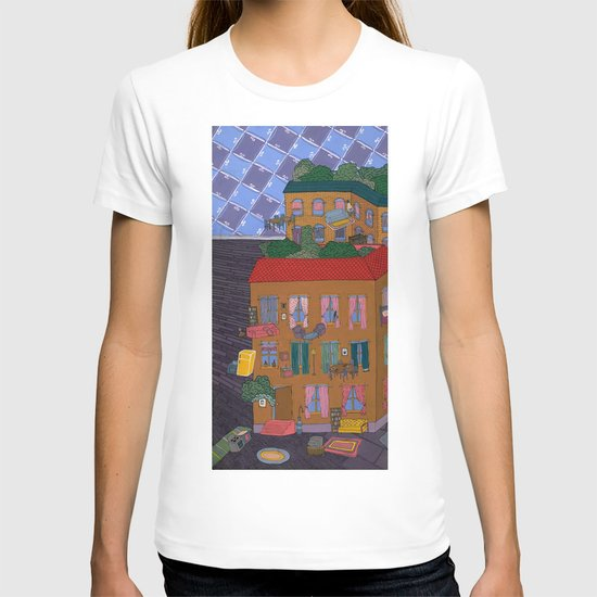 Inside Out Apartment T-shirt
