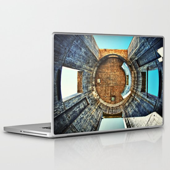 The Tower Laptop & iPad Skin