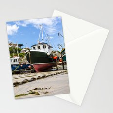 Newquay Harbour Stationery Cards