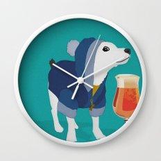 Sugar the Dog LIMITED EDITION Wall Clock