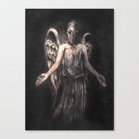 I've Forgotten Why I Sho… Canvas Print