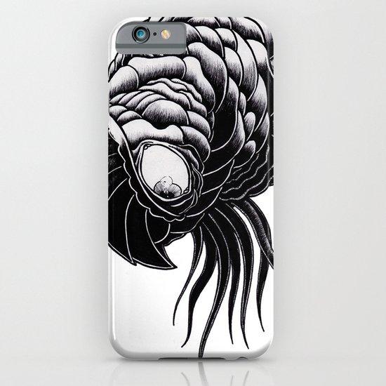Brain Feeder iPhone & iPod Case