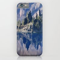 Ghost Ship, Creepy Crater Lake iPhone 6 Slim Case