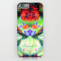 iPhone & iPod Case featuring 2012-01-21 10_53_01 by Daily Rorschach