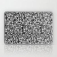 ABSTRACT 0015 Laptop & iPad Skin