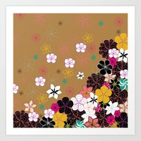 Blooms #2 Art Print