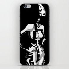TATTOO GIRL THREE iPhone & iPod Skin
