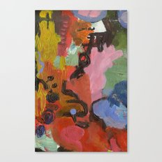 ColourAbstract Canvas Print