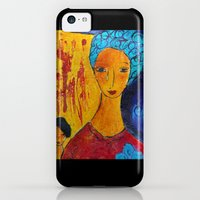 iPhone Cases featuring We are Hurting by Pearangel Art Studio