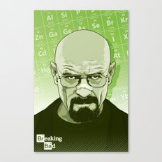 Breaking Bad - Walt Canvas Print