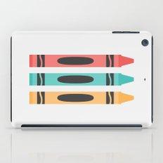 #94 Crayon iPad Case