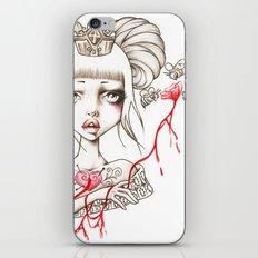 Honey Blood iPhone & iPod Skin
