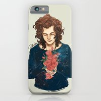 Roses on Your Hands iPhone 6 Slim Case