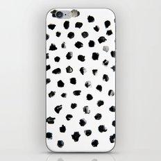 Dalmation Pattern iPhone & iPod Skin