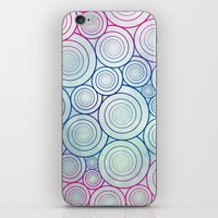 A Plethora Of Curls iPhone & iPod Skin