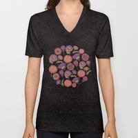 Our Florals Unisex V-Neck