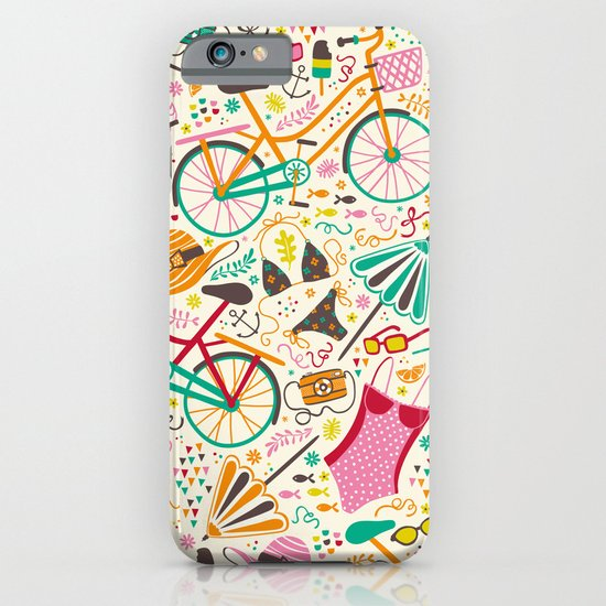 Seaside Cycle iPhone & iPod Case