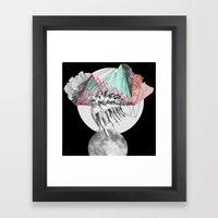 AMATIVE Framed Art Print