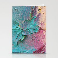 Where The Sea Meets The … Stationery Cards
