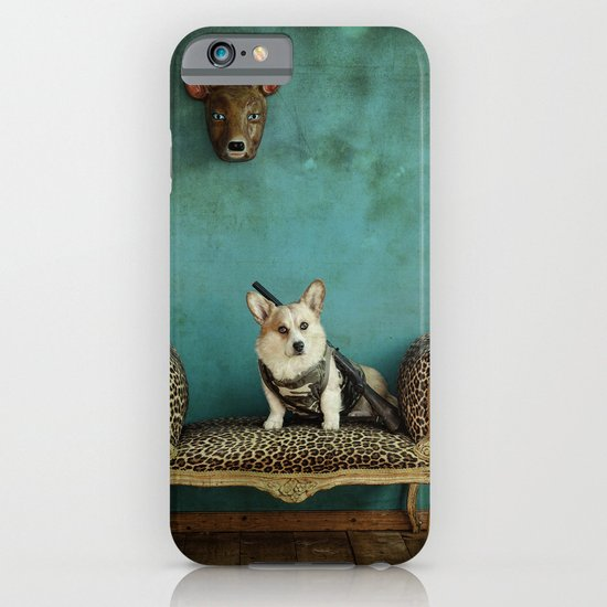 The Deer Hunter iPhone & iPod Case