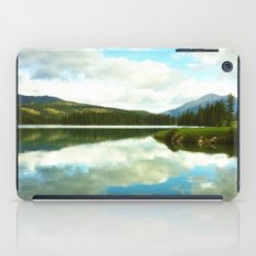 Lac Beauvert iPad Case