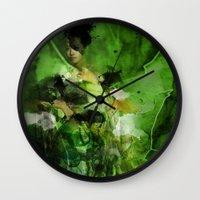Yiji's Pride Wall Clock