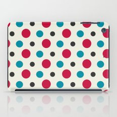 Like a Leaf [spots] iPad Case