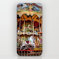 Double Decker Carnival C… iPhone & iPod Skin