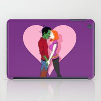 Zombie Love iPad Case