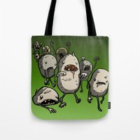 The Walking Spud Tote Bag