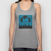 No146 My Manhattan minimal movie poster Unisex Tank Top