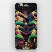 thhyrrtyyn iPhone & iPod Skin