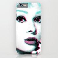 audrey hepburn iPhone & iPod Cases featuring AUDREY HEPBURN by Nuk_