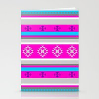 Dusky Moon Stationery Cards