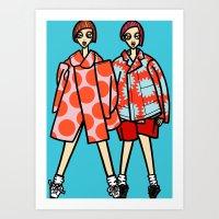 file 081. bold as love Art Print