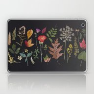 Plants + Leaves 4 Laptop & iPad Skin
